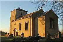 TF0785 : St.Michael's church, Buslingthorpe by Richard Croft
