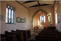 TF0785 : St.Michael's nave by Richard Croft