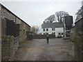 SD5844 : Walking through Blindhurst by Karl and Ali