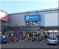 ST3486 : 99p Stores in Newport Retail Park by Jaggery