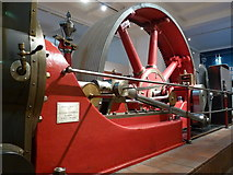 TQ2679 : Science Museum - mill engine by Chris Allen
