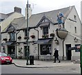 TQ2105 : Crown and Anchor, Shoreham-by-Sea by Tricia Neal