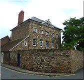 SO5139 : Harley House, Hereford by Gordon Hatton