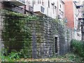 NZ2464 : Town Wall, St. Andrew's churchyard, NE1 (2) by Mike Quinn