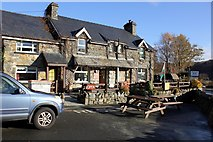 SH7357 : The Bryn-Glo B&B and Cafe by Jeff Buck