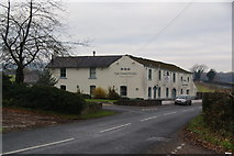 SD7139 : The Three Fishes, Great Mitton by Bill Boaden