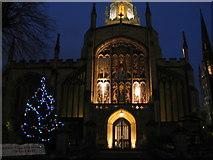 SP3379 : Holy Trinity Church by E Gammie