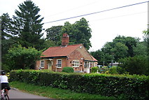 TG2407 : Cottage, Whitlingham Lane by N Chadwick