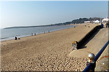 ST1166 : Ramp to the beach at Barry Island by Jaggery