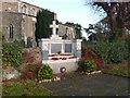 SK6512 : Queniborough War Memorial by Alan Murray-Rust