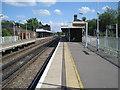 TQ1656 : Leatherhead railway station, Surrey by Nigel Thompson