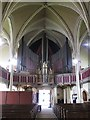 NZ2464 : The Church of St. Thomas The Martyr, Barras Bridge / St. Mary's Place, NE1 - nave (2) by Mike Quinn