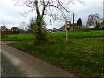 SU8315 : Cottage on minor road north of Chilgrove by Shazz
