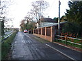 TR1058 : Old London Road, Upper Harbledown by Chris Whippet