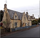 ST8080 : Well Cottages, Acton Turville by Jaggery
