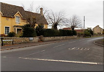 ST8080 : Luckington Road, Acton Turville by Jaggery