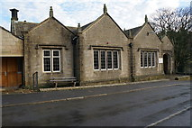 SE0361 : The Village Hall at Burnsall, Yorkshire by Ian S