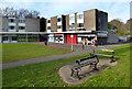 SU7376 : Shop Precinct, Caversham Park Village by Des Blenkinsopp