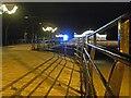 TA3008 : Cleethorpes pier at night by Steve  Fareham