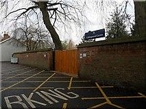 SP5074 : Rugby-Oak Street by Ian Rob