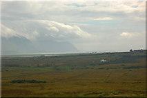 F6305 : Achill Island - Slievemore Road, Keel Lough, Atlantic Ocean & Mountains by Joseph Mischyshyn