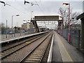 TQ5282 : Rainham (Essex) railway station by Nigel Thompson