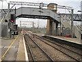 TQ4982 : Dagenham Dock railway station, Greater London by Nigel Thompson