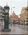 TQ3183 : The Angel, Islington, London N1 by David Hallam-Jones