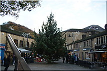 SD9927 : St George's Square, Hebden Bridge by Bill Boaden