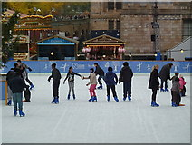TQ2679 : On ice in Kensington by Anthony O'Neil