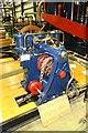 SE5207 : Markham Grange Steam Museum - steering engine by Chris Allen