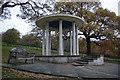 SU9972 : Magna Carta monument, Runnymede by Ian Taylor