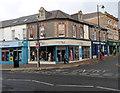 ST1871 : Tenovus, Penarth by Jaggery