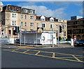 ST3161 : Fella's ice cream kiosk, Weston-super-Mare by Jaggery