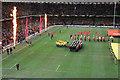 ST1776 : Pre-match formalities by Richard Croft