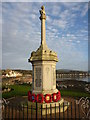 NS1654 : Firth Of Clyde Architecture : The War Memorial, Millport by Richard West