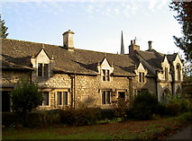 ST8558 : Tabernacle Cottages by Neil Owen