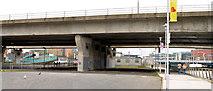 J3474 : Queen's Quay development sites, Belfast (1) by Albert Bridge
