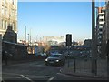 SP0687 : Great Charles Street Queensway northeast of the Newhall Street crossing by Robin Stott