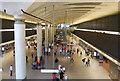TQ3780 : Canary Wharf Station by N Chadwick