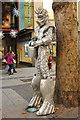 ST1876 : Street entertainer by Richard Croft