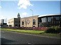 SP0587 : Hingeston Street mosque from Icknield Street by Robin Stott