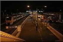 TQ5686 : Upminster Station by Martin Addison