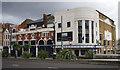 TQ3884 : Borough Theatre, Stratford by Julian Osley