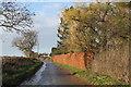 SK1535 : Oak Lane  by J.Hannan-Briggs