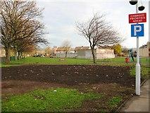NO3700 : Demolished Hall by Alex McGregor