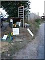 TG4719 : Roadside fruit & veg at West Somerton by Richard Law