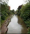 SP1955 : Canal east of Birmingham Road, Stratford-upon-Avon by Jaggery