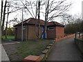 TM3877 : Public Conveniences in Town Park by Adrian Cable