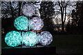 SP7316 : Winter Light at Waddesdon Manor, Buckinghamshire by Christine Matthews